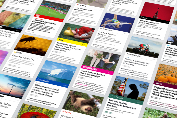 Facebook Bringing Instant Articles to iPhone, Adding Thousands of New Articles Daily | Social Media Today