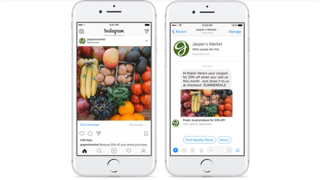 Facebook's Adding New Click to Messenger Ads in Instagram | Social Media Today