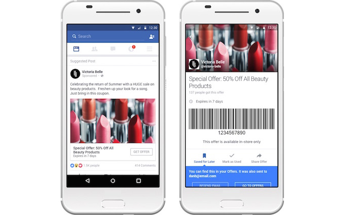 Facebook Testing New QR Code System to Link Online Efforts to Offline Sales | Social Media Today