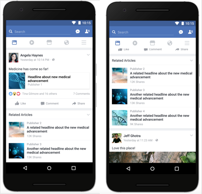 Facebook's Testing a New System to Dispell Fake News Before You Share it | Social Media Today