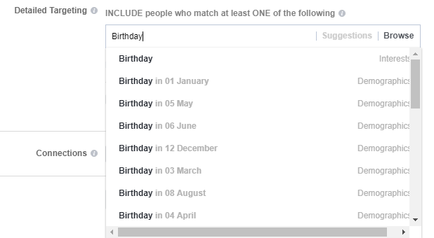Facebook Releases New Research on Birthday Planning and the Opportunities for Marketers | Social Media Today