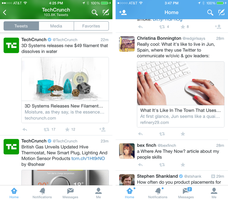 Twitter Adds New Data Dashboard and Tweet Image Presentation Option | Social Media Today