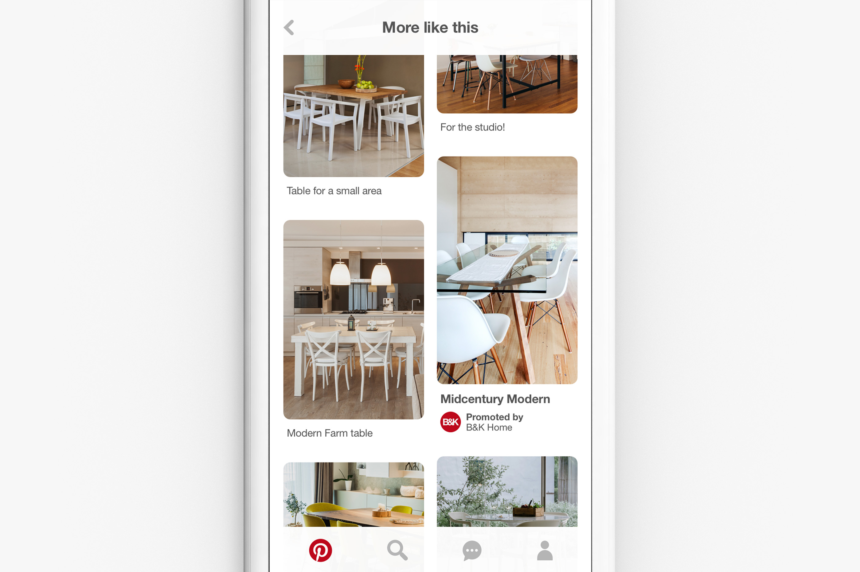 Pinterest Adding Visually-Matched Ad Content to Search Results, Expanding Opportunities | Social Media Today