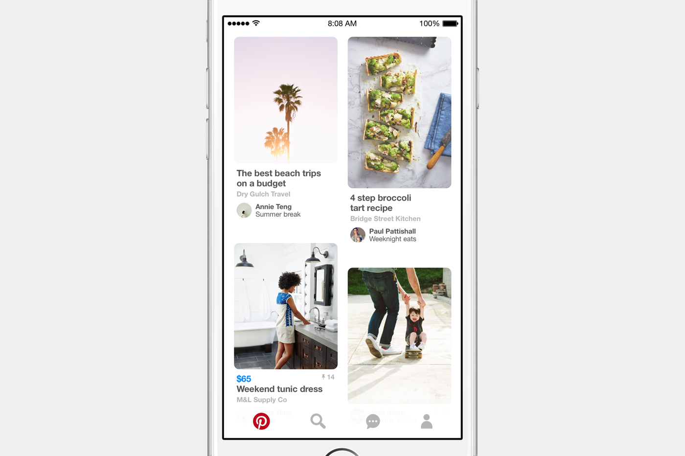 Pinterest Rolls Out Re-Vamped, Faster Loading App to Improve User Experience | Social Media Today