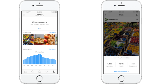 Instagram Officially Announces Business Profiles, Including Analytics and Promotion Options | Social Media Today