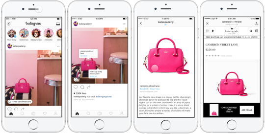 Instagram's Adding New Shopify Tags to Enable In-Stream Purchases | Social Media Today